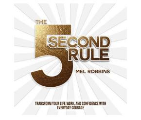fitness book - The 5 Second Rule