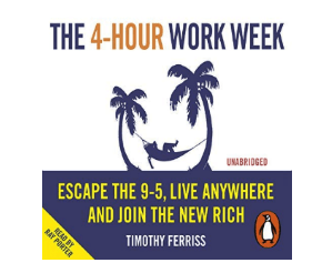 fitness book - The 4-Hour Work Week