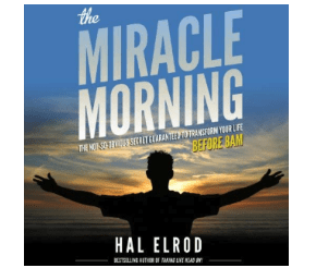 fitness book - The Miracle Morning