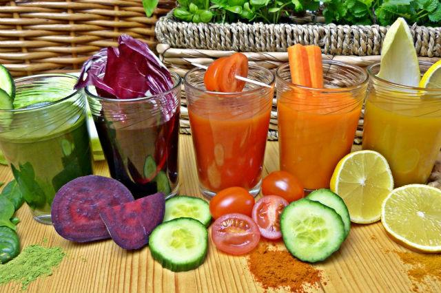 detox drinks - Personal nutritionist