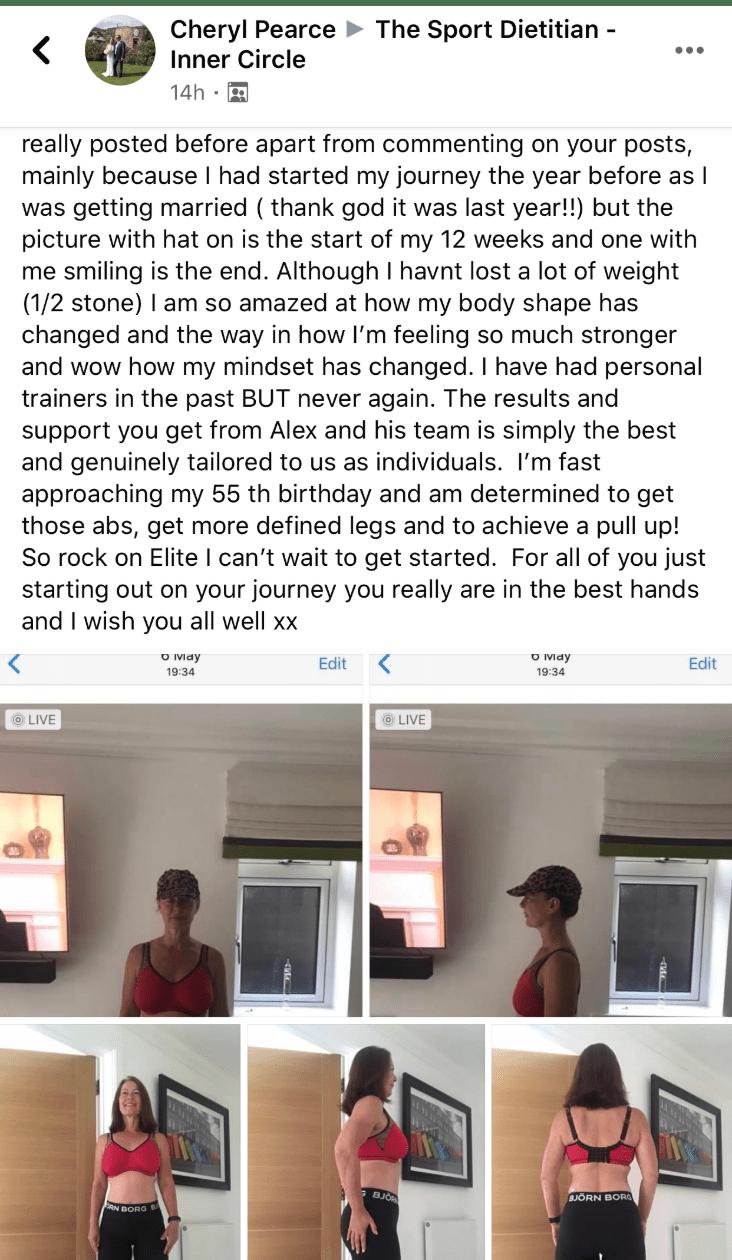 cheryl review
